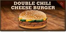 [Burger King] double chili cheeseburger für 2,49€ anstatt 2,89€
