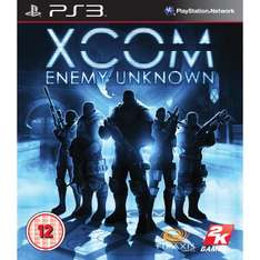 XCOM Enemy Unknown (PS3) @amazon.co.uk für ca. 30€
