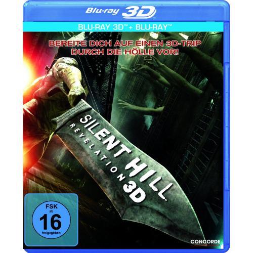 Silent Hill: Revelation 3D (+ Blu-ray) [Blu-ray 3D] (Vorbestellung) für 20,99 Euro @ amazon.de