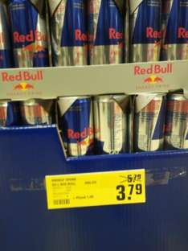 Bundesweit @Rewe Red Bull 4x0,25 3,79€.