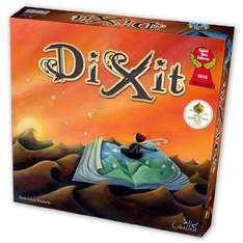 Dixit - Spiel des Jahres 2010 16,22 + ggf. Versand