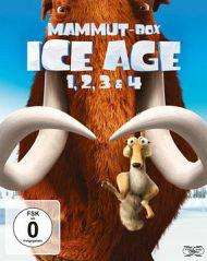 Ice Age 1-4 Box-Set[Bluray] für 26,99€ @Bücher.de