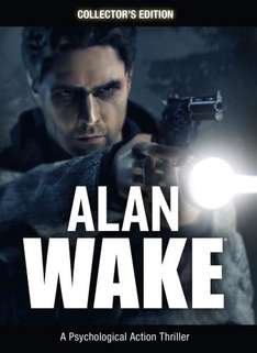 Alan Wake Collector's Bundle @ Amazon.com