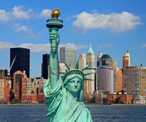 Flüge: New York ab Luxemburg ab 724,73 €, Ende Juli bis Mitte August (Sommerferien)