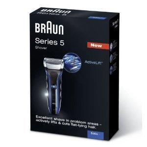 [real,- bundesweit] Braun Rasierer Serie 5 530s-5 über Treue-Aktion für 89,99€ ab dem 18.02.2013