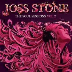 "Nur heute: MP3-Album ""The Soul Sessions Vol. II"" (Deluxe Edition) von Joss Stone @amazon.de"