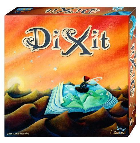"""Dixit - """"Spiel des Jahres 2010"""" bei Weltbild.de für 11,11€ + evtl. VSK/Buch"""