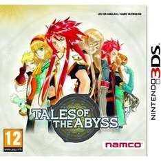 (UK) Tales of The Abyss [Nintendo 3DS] für 23.13€ @ Zavvi
