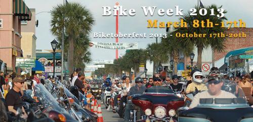Spring Break & Daytona Bike Week Partytrip: 8 Tage für 773€ pro Person inkl. Flügen, guten Hotels und Mietwagen (bei 4 Personen)