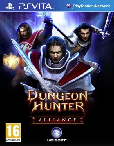 PlayStation Vita - Dungeon Hunter: Alliance für €13,53 [@TheHut.com]