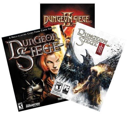 Dungeon Siege Bundle @ Amazon.com [Steam] Keys