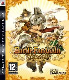 (UK) Battle Fantasia [PS3] für 8.29€ @ Zavvi