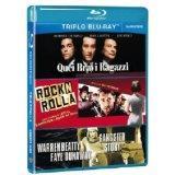[BluRay] [Set] Bonnie & Clyde, Rock 'n' Rolla, Goodfellas