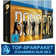 [Wieder da] James Bond Blu-Ray Collection inkl. 1 Jahr Cinema für 99€