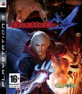 (UK) Devil May Cry 4 [PS3] für umgerechnet ca. 13.55€ @ TheHut