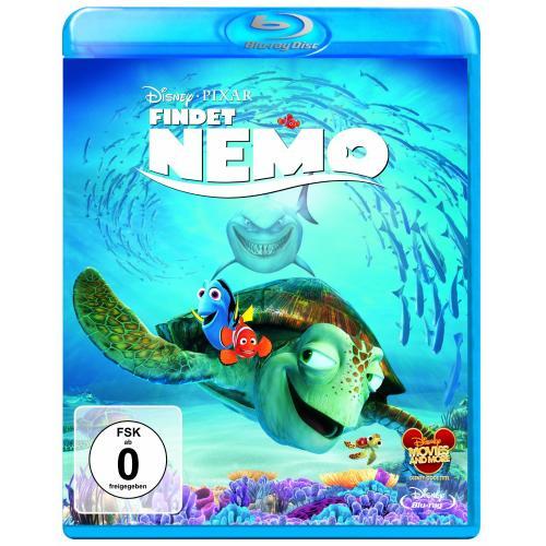 Endlich: Findet Nemo als BluRay und 3D BluRay Steelbook