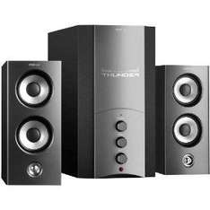 Speedlink Gravity Thunder 2.1 Subwoofer System Refurbished bei Rakuten.de