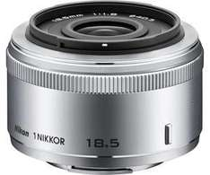 @Saturn - Nikon 1 Nikkor 18.5mm f1.8 silber