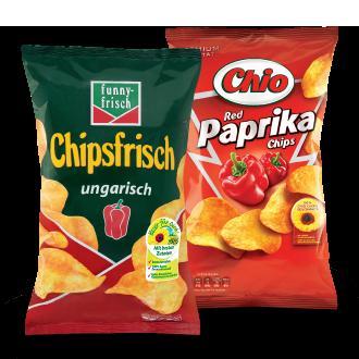 Chipfrisch Chips Rewe [national=1,33€] & [loakal=1,11€] Bochum,Essen, Osnabrück, Köln