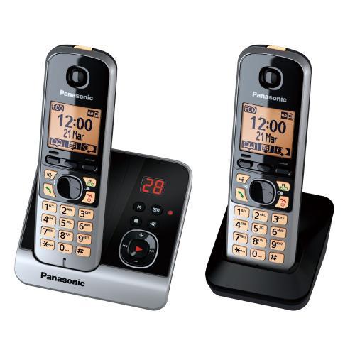 Panasonic KX-TG 6722 Duo - günstig zu haben @ Amazon.de