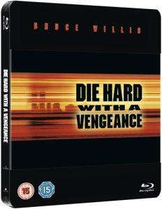 diverse Blu-Ray Steelbook-Editionen - z.B. Die Hard 3, Armageddon, The Rock, ConAir - ~10,51€ inkl. Versand