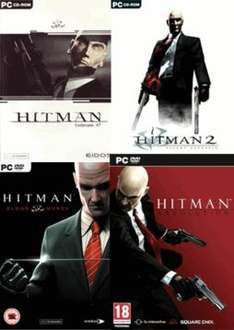[Game.co.uk] Hitman Bundle (alle Teile , inkl. Hitman Absolution + Suit&Gun Collection DLC) [Steam]