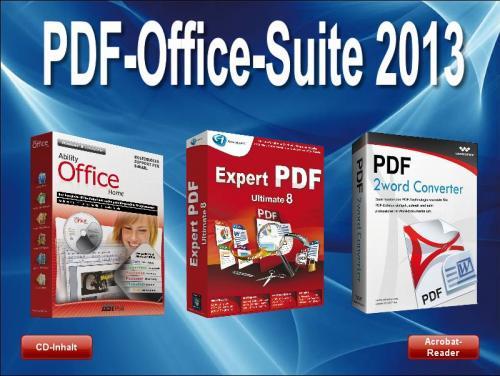 PDF Office Suite für 6,90€ statt (angeblich) 159,97€