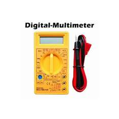 Multimeter Digital Multimeter TÜV CE 9V Messgerät