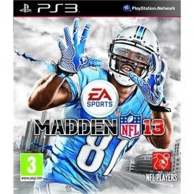 PS3 - NFL Madden 13 - American Football 2013 für nur 42,99 EUR inkl. Versand!