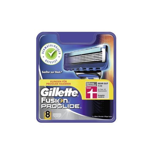 Gilette Fusion Pro Glide/ 8 Rasierklingen für 27,49€ (oder 12 Stück für 38,54€)