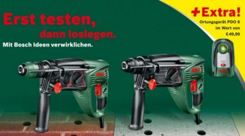 Bosch Ortungsgerät im Wert von 50 Euro - Gratis