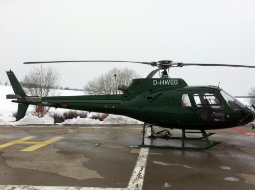 50% Rabatt auf Helikopterflug bei Hubschrauberflug.de - Überführungsflug