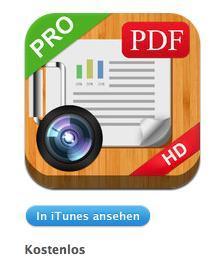 WorldScan HD - das hohe Fotogerät & Scanner & PDF iPad App