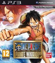 One Piece: Pirate Warriors PS3 für 23,35€ (Idealo 44,99€)