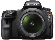 Sony Alpha 37 Kit 18-55mm (SLT-A37K) für 351,21 € @Amazon.it
