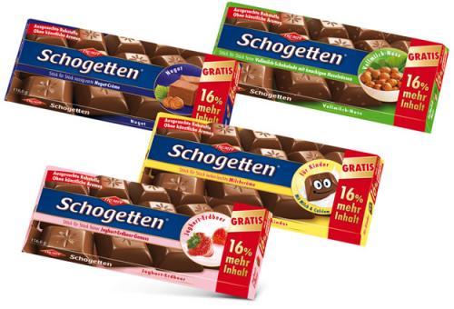 [Penny Bundesweit] Schogetten 34% günstiger