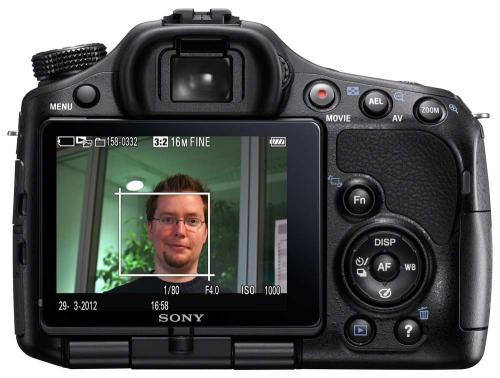 Sony Alpha 57 BODY ONLY FÜR 496,40 (inkl. Versand - Normal) (ca. 20,5% Sparen)