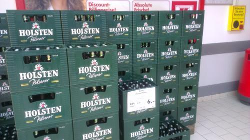 [lokal HH] 6x Kaufland in HH: Holsten Bier 20x 0,5l 6€