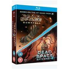 Dead Space / Dead Space 2: Aftermath Double Pack (2 Discs) (Blu-ray) für 14,33 € @Play.com(Zoverstocks)