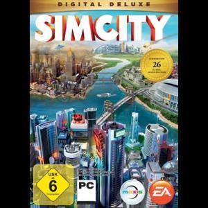 SimCity Digital Deluxe [MediaMarkt Online] [Update nun 59,99 EURO]