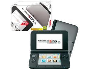 Nintendo 3ds XL (nur noch Silber/Schwarz)