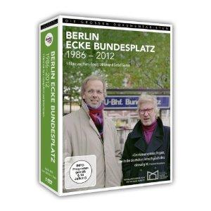 Berlin Ecke Bundesplatz 1986 - 2012 [5 DVDs] @buecher.de