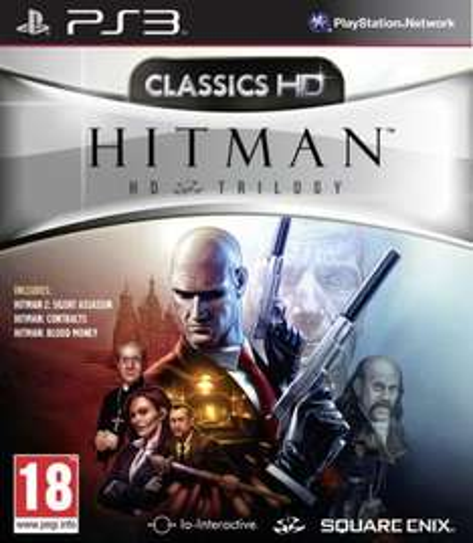 PS3/Xbox 360 - Hitman: HD Trilogy für €17,70 [@Zavvi.com]