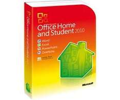 Vollversion Microsoft Office Home and Student 2010 - nur 55€ versandkostenfrei