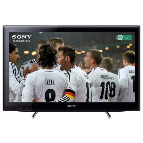 """Sony KDL-26EX555 für 284,50€ / Sony KDL-22EX555 für 217,50€ - 22"""" / 26"""" Fernseher mit Triple-Tuner, USB-Recorder und WLAN"""