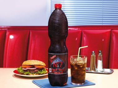 Cola No.7 (Cola mit Kirschgeschmack) bei Lidl ab 21.02. für 0,49