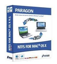 Paragon NTFS für 7 EUR in der Dreierlizenz