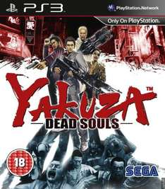 (Zavvi UK) Yakuza: Dead Souls PS3