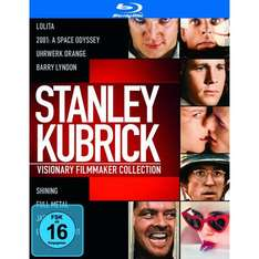 Stanley Kubrick Collection (7 Filme) [Blu-ray] 29,97 € @amazon.de