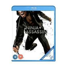 Ninja Assassin (UK Blu Ray) für 6,49 € @ Play.com